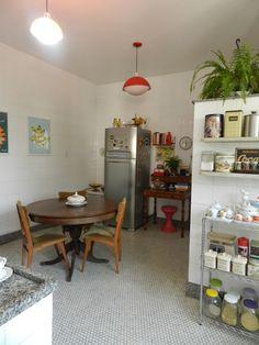 Casa dos Sonhos de Pano: Cozinha: Vintage!!!
