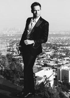 #halfadams #patrickjadams #suits Suits USA