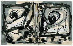 Antonio Saura - Descubra las obras disponibles a la venta en www.modum-art.com #modumart
