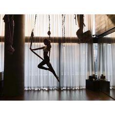 #blackpink #jennie flying yoga