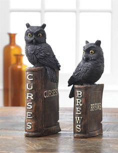 High Quality BLACK MAGIC OWLS