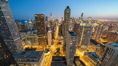 Cityscape Chicago. Please watch in Fullscreen & HD with sound for best quality.  Cityscape Chicago is a personal timelapse piece consisting ...