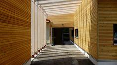 Eingang Gastraum Bootshaus - Verlängerte Uferpromenade 21- Berlin Kladow