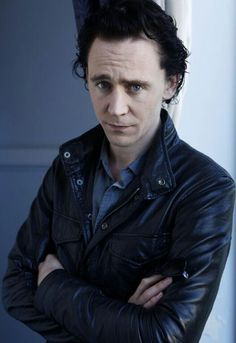 Tom in leather.  No words necessary.