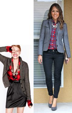 Today's Everyday Fashion: 36 Thanksgiving Day Outfit Ideas