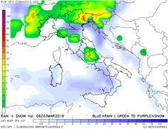 Meteo | Previsioni Meteo | Weather Forecast | Meteo Giornale.it