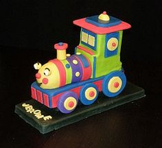 Kids Birthday Cakes Train My Trains Online