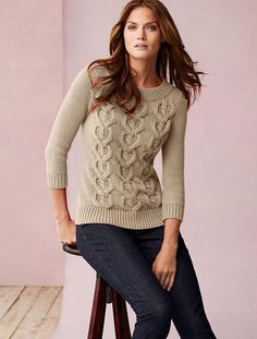 Cute sweater for fall - Want to save 50% - 90% on women's fashion? Visit http://www.ilovesavingcash.com