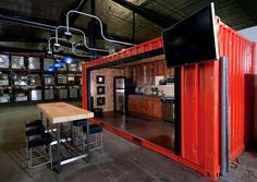 Interior Architecture Container Office by MVP Architect (Shipping Container Architecture) (3)