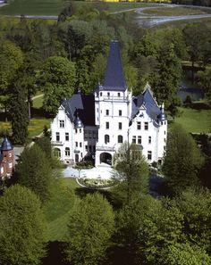 Hotel Schloss Tremsbüttel bei Hamburg