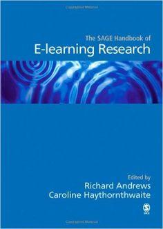 #newbook: The SAGE Handbook of E-learning Research./ Richard Andrews, Caroline Haythornthwaite.  http://solo.bodleian.ox.ac.uk/OXVU1:LSCOP_OX:oxfaleph020639174