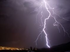 lightening pic from my uncle!
