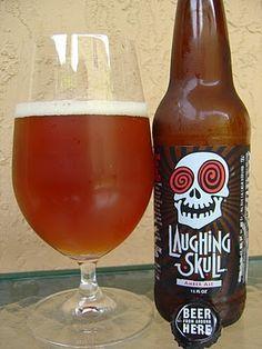 Laughing Skull...great dessert   beer.