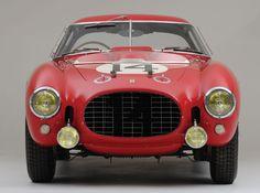1953 Ferrari 340/375 MM Berlinetta 'Competizione' by Pinin…