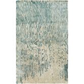 Found it at Wayfair.ca - Watercolor Light Grey/Blue Area Rug