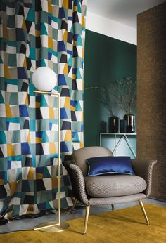 Casamance at Home & Contract Design Where To Buy Carpet, Casamance, Contract Design, Textiles, Modern Curtains, Best Carpet, Carpet Stairs, Carpet Colors, Take A Seat