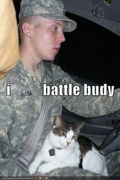 i HASA battle budy