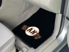 MLB San Francisco Giants Car Mats 2 Piece Front by FanMats. Buy now @ReadyGolf.com