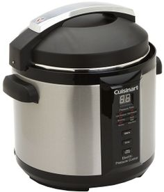 Cuisinart CPC-600 Electric Pressure Cooker on shopstyle.com