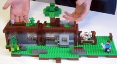 LEGO Minecraft 2014 : 21115 The First Night ? - www.hothbricks.com