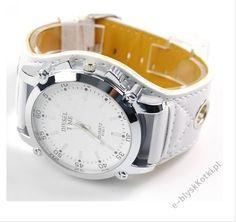 Zegarek na pasku styl Retro