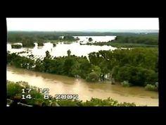 Memories - The August 2002 flood in the Czech Republic - Melnik HD - YouTube