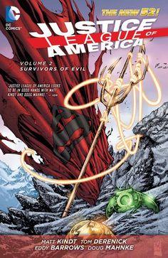 Justice League of America v02 - Survivors of Evil (2014) http://ift.tt/2hkgTWv - http://ift.tt/1HQJd81