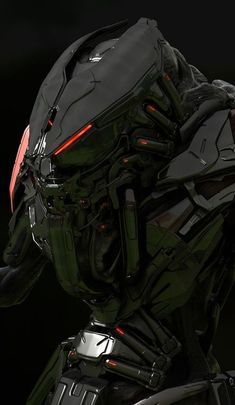 Alien v04 Suit by FaustoDeMartini | Second skins and fiction...