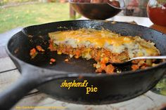 my kaotic kitchen: easy turkey shepherd's pie