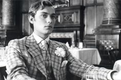 """Wilde"" - 1997 - Stars Stephen Fry (as Oscar Wilde) and a Young Jude Law ( poet Lord Alfred Douglas)."