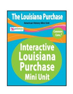 Need help on DBQ about Louisiana Purchase!!!?