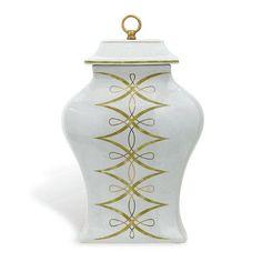 Port 68 Zelda Temple Decorative Jar