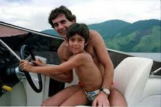 Ayrton and Bruno