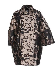 BLUMARINE Full-length jacket. #blumarine #cloth #dress #top #skirt #pant #coat #jacket #jecket #beachwear #