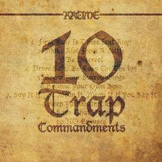 #RROME #10COMMANDMENTS  http://thekingpimp.blogspot.com/2014/03/new-video-rrome-10-trap-commandments.html