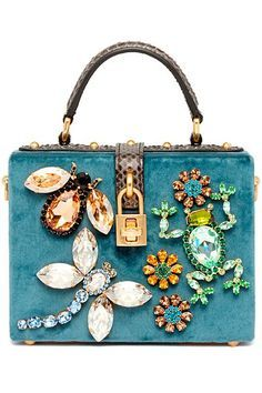 Dolce & Gabbana #chiclook #womenfashion #bags