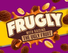 Cadbury Picnic - Frugly on Behance Chip Packaging, Candy Packaging, Food Packaging Design, Chocolate Packaging, Packaging Design Inspiration, Branding Design, 3d Logo, Cinema 4d, Retro Graphic Design