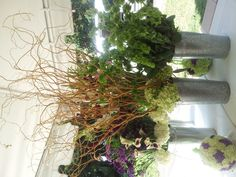 "Curly Willow take these Event Arrangements ""Over the Top"""