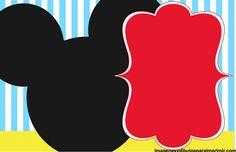 Bello Mini Kit Para Fiesta De Cumpleanos De Mickey Mouse Para