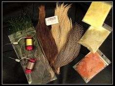 Purchasing Dry Fly Materials - A listing of fly tying tutorials and instructions for those tying at all levels. The YouTube fly tying tutorials include patterns and materials, and are updated on a regular basis.