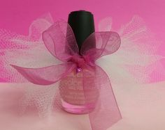 Tutu Nail Polish Party Favor-Tutu Only by ThePartyCrafter on Etsy