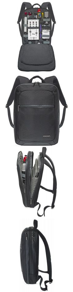 8bfcfd8248 cocoon SLIM backpack with GRID! IT Ebags BackPack Tumblr