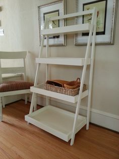 Ana White | Ladder Shelf - DIY Projects