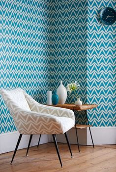 Scion Wallpaper - Wabi Sabi - Dhurrie 110456 | Removable Wallpaper Australia
