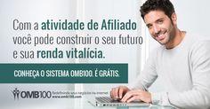 OMB100 - Novo Programa De Afiliados Grátis |