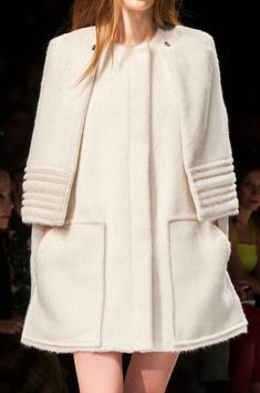 Blumarine at Milan Fall 2014 inspired Trevor Cole / in the Fall Scape 2