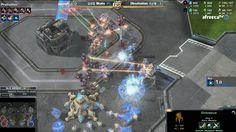 BM MULE drop in GSL #games #Starcraft #Starcraft2 #SC2 #gamingnews #blizzard