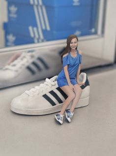 The Hong Kong creative studio, AllRightsReserved, recently collaborated with renowned sportswear brand, Adidas, for a 3D printed ad campaign and interactive art installation that will really knock your cleats off.
