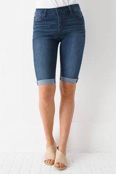 Suntan Bermuda Shorts
