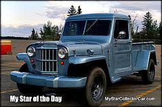 1955 Willys Truck - Photo submitted by Clint Taylor.